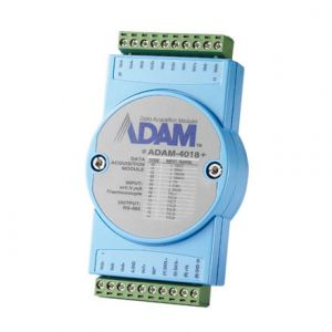 8-ch Thermocouple Input Module with Modbus